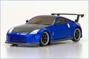 Karosserie Mini-Z Nissan Fairlady Z NISMO S-tune, blaumet. RM