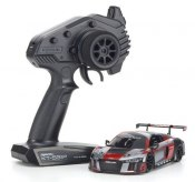 Mini-Z MR03 RWD Audi R8 LMS 2015 Grey-Red MM