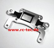 hintere Getriebeabdeckung AWD silber