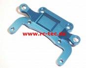 hintere Getriebeabdeckung AWD blau