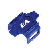 Batterieclip AWD Alu blau