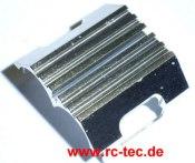 Batterieclip AWD Alu silber
