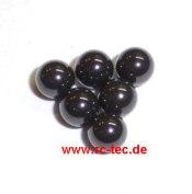 1 Satz (6 Stück) Keramik-Kugeln für Kugeldifferential