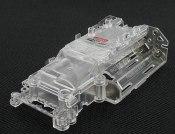 Chassis MR03 transparent inkl. Kleinteile