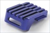 Motorkühlkörper MR02/03 Alu blau LM Kyosho