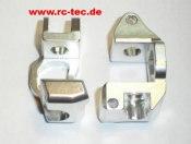 Radträger vorn Aluminium silber