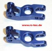 Radträger hinten Mini-Inferno Aluminium blau