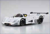 Karosse Sauber Mercedes C9 inkl. Felgen und Reifen LM